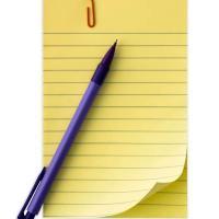 3) Inizia a scrivere da subito
