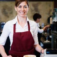 Cameriera e barista (Foto Getty Images)