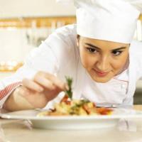 Chef di alta cucina