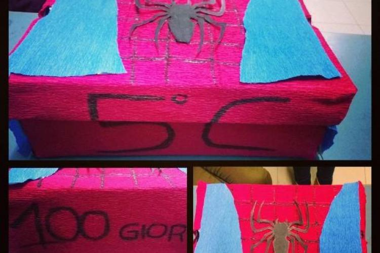 100 giorni: le scatole più belle per raccogliere i soldi. Foto da Instagram