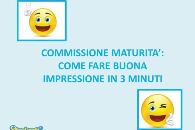 Commissione esami di maturità: conquistala in pochi minuti