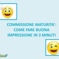 Commissione esami di maturità:conquistala in pochi minuti