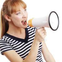 Occhio al tono di voce!