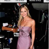 Sarah Michelle Gellar in Buffy l'ammazza vampiri, 1999