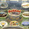 Mappa concettuale su Gardaland