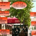 Mappa concettuale sull'Hotel Adlon