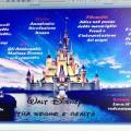 Mappa concettuale sulla Walt Disney: tra sogno e realtà