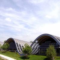 Centro Paul Klee a Berna di Renzo Piano