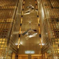 Maison Hermes a Tokyo progettata da Renzo Piano