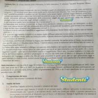 Traccia Analisi del testo Umberto Eco