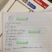 Seconda prova Maturità 2015: le soluzioni della simulazione di matematica Pag 7