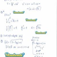 Quesiti 6-7-8-9 compito matematica soluzioni