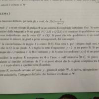 Traccia matematica