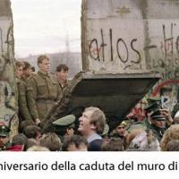 25° Anniversario della caduta del muro di Berlino