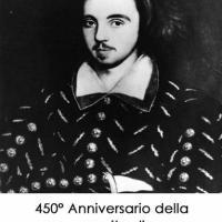 450° Anniversario della nascita del drammaturgo e poeta Christopher Marlowe