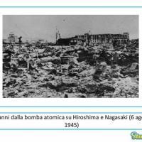 Lancio della Bomba Atomica