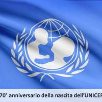70° anniversario della nascita dell'UNICEF