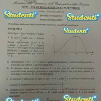 Matematica seconda prova
