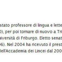 Vita di Claudio Magris