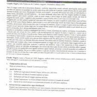 Traccia ufficiale su Claudio Magris nella prima prova della maturità 2013