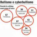 I motivi che portano ad episodi di cyberbullismo