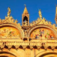 Affresco della Basilica di San Marco