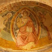 Affresco dell'Abbazia Pomposa a Ferrara