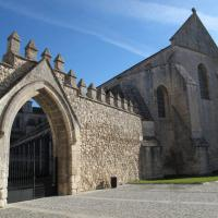 Monastero romanico Santa Maria Real de las Huelgas a Burgos
