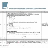Risposte test Invalsi terza media 2015 - 6