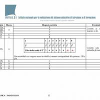 Risposte test Invalsi terza media 2015 - 7