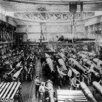 Nel primo conflitto mondiale entrano in gioco nuove e più potenti armi