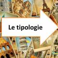 Le tipologie