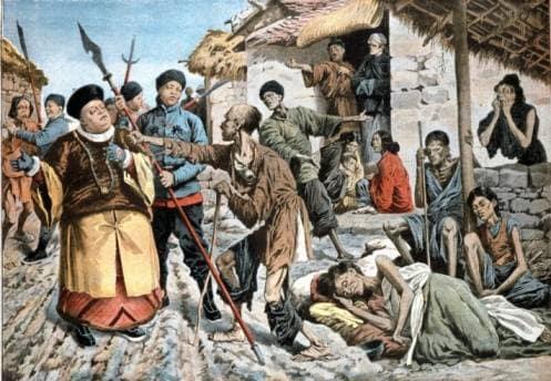 La diffusione della peste ed il contagio di Don Rodrigo