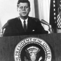 Kennedy è il Presidente degli USA