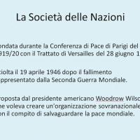 Societa delle nazioni