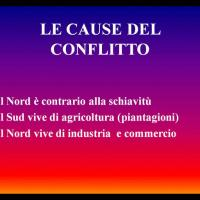 Le cause del conflitto