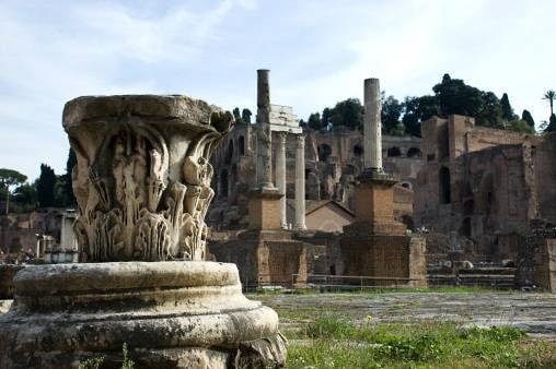 Fondazione dell'Impero Romano