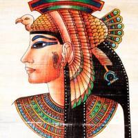 Cleopatra, grande imperatrice egizia