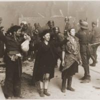 Rastrellamento nel ghetto di Varsavia