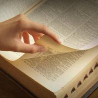 Dizionario con appunti
