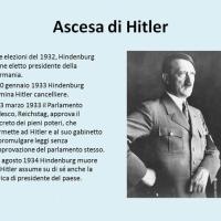 Ascesa di Hitler