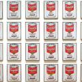Andy Warhol, Campbell's soup, 1962, Museum of Modern Art, New York