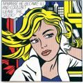 Roy Lichtenstein, Maybe he became ill, 1965, Ludwing Museum, Colonia