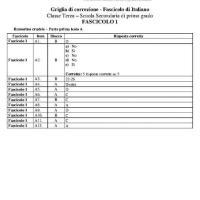 Soluzioni Invalsi 2013 Italiano, fascicolo 1: Il rumorino crudele