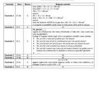 Soluzioni Invalsi 2013 Matematica Fascicolo 2 pagina tre