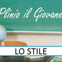 Versione di latino, lo stile di Plinio il Giovane
