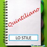 Versione di latino, lo stile di Quintiliano