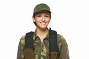 Carriera militare femminile