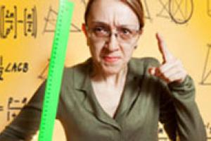 Come comportarti se il professore è pazzo