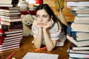 Organizzare lo studio durante le vacanze